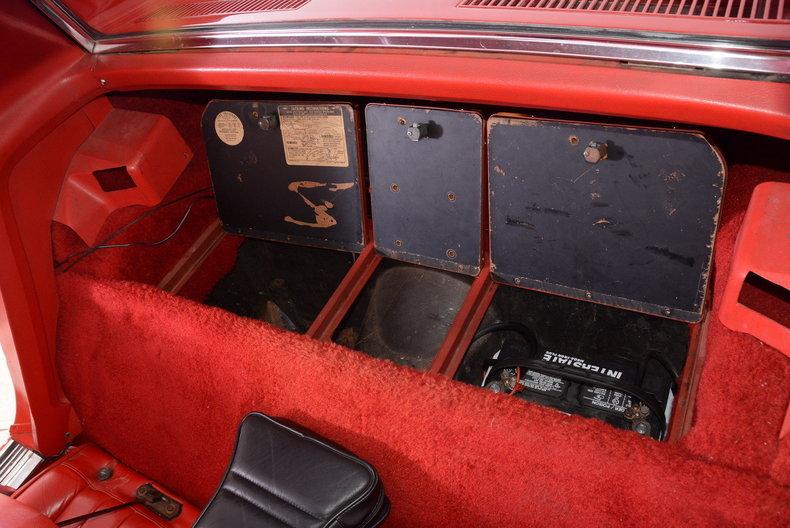 1970 Chevrolet Corvette Image 83