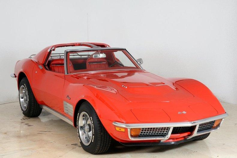 1970 Chevrolet Corvette Image 89