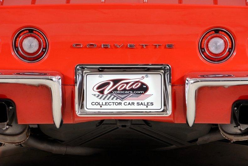 1970 Chevrolet Corvette Image 90