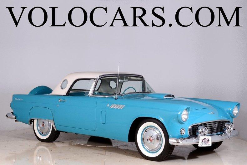 1956 Ford Thunderbird Image 1