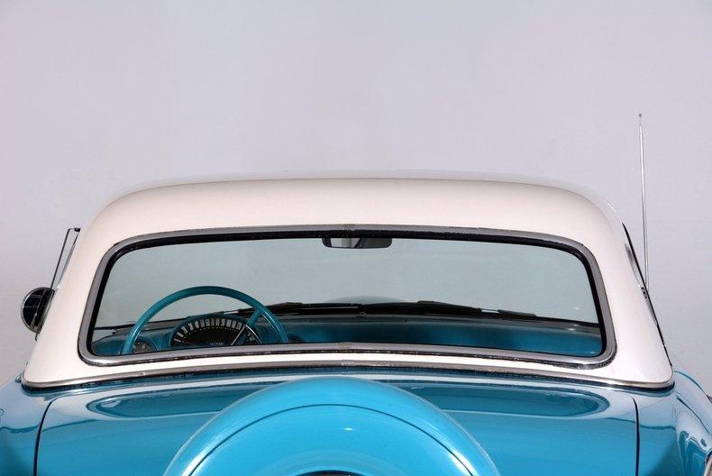 1956 Ford Thunderbird Image 8