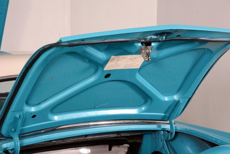 1956 Ford Thunderbird Image 28
