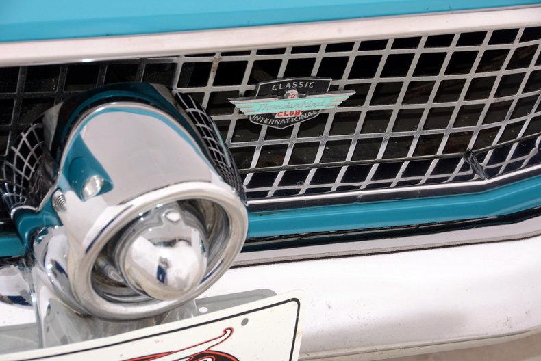 1956 Ford Thunderbird Image 32