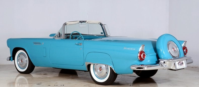 1956 Ford Thunderbird Image 33