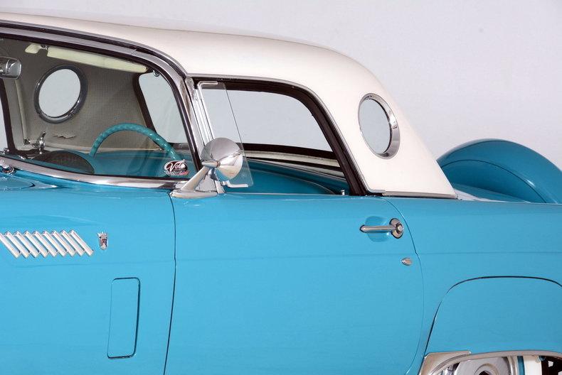 1956 Ford Thunderbird Image 38