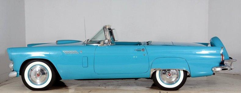 1956 Ford Thunderbird Image 41