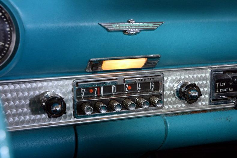 1956 Ford Thunderbird Image 42