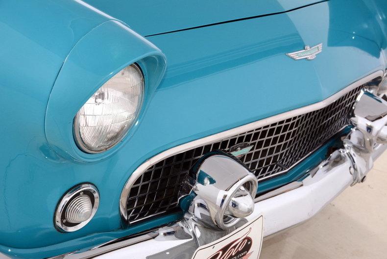 1956 Ford Thunderbird Image 48