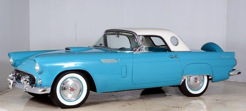 1956 Ford Thunderbird Image 49