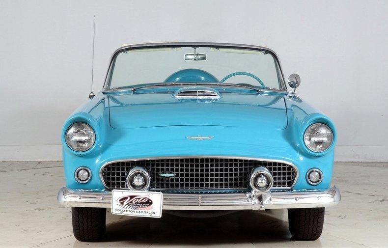 1956 Ford Thunderbird Image 57