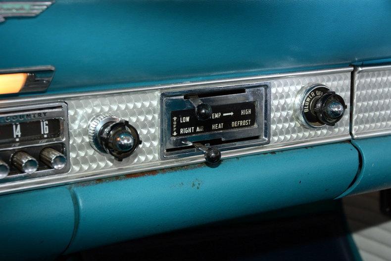 1956 Ford Thunderbird Image 58