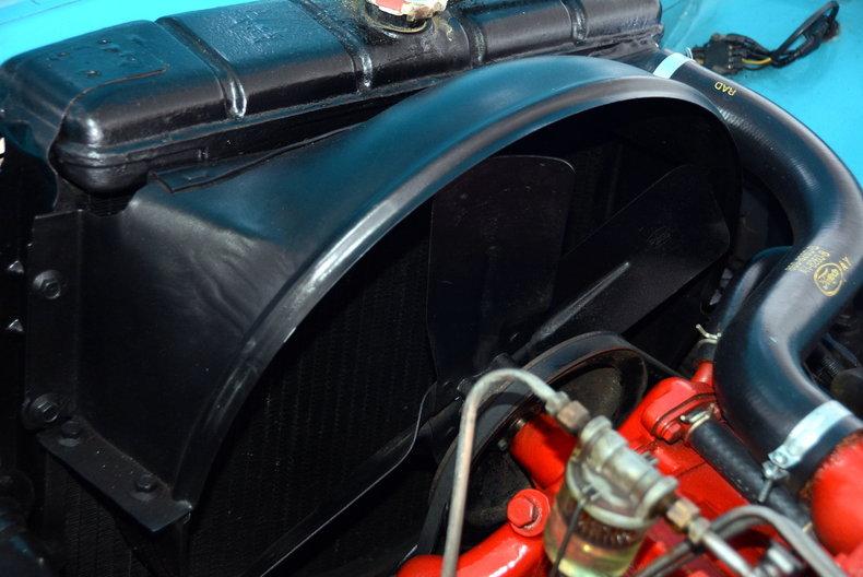 1956 Ford Thunderbird Image 59