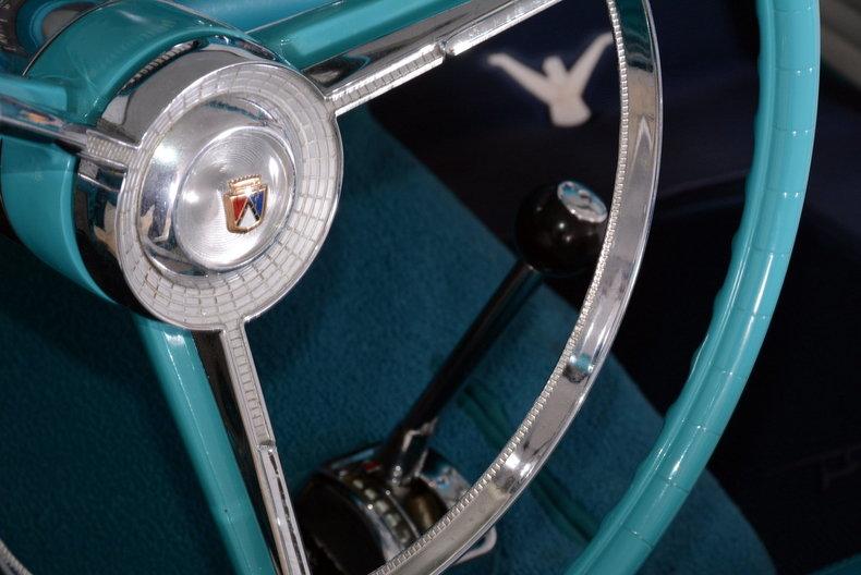 1956 Ford Thunderbird Image 60