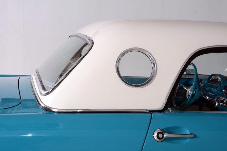 1956 Ford Thunderbird Image 61