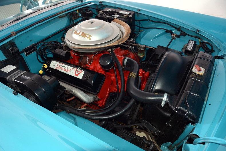 1956 Ford Thunderbird Image 64