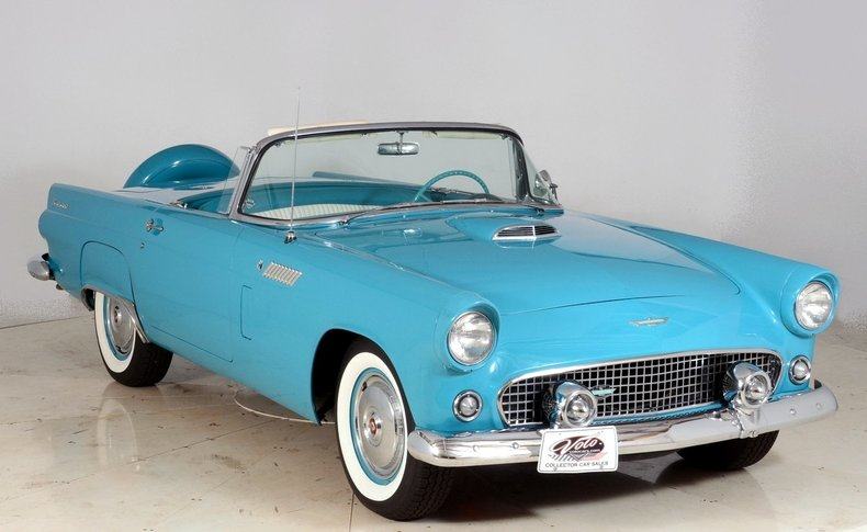 1956 Ford Thunderbird Image 65