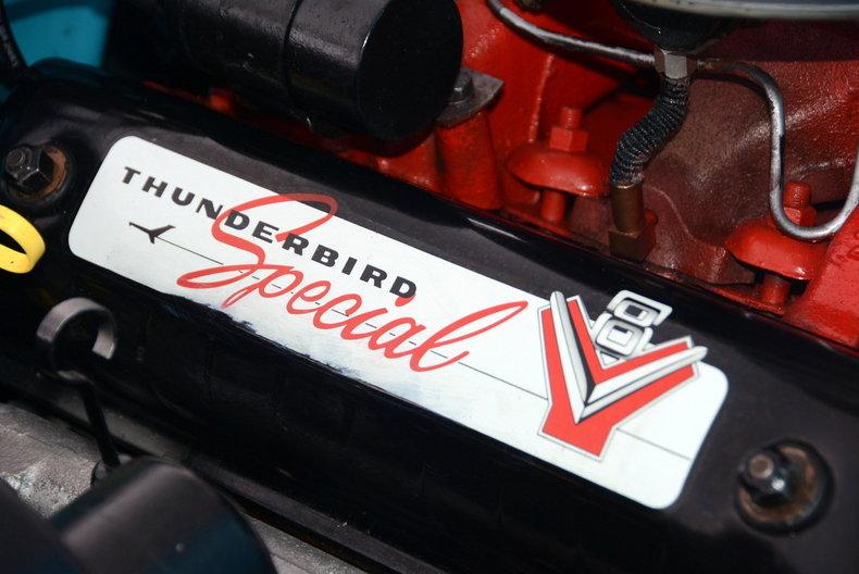 1956 Ford Thunderbird Image 69