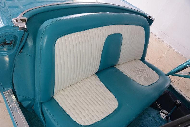 1956 Ford Thunderbird Image 70