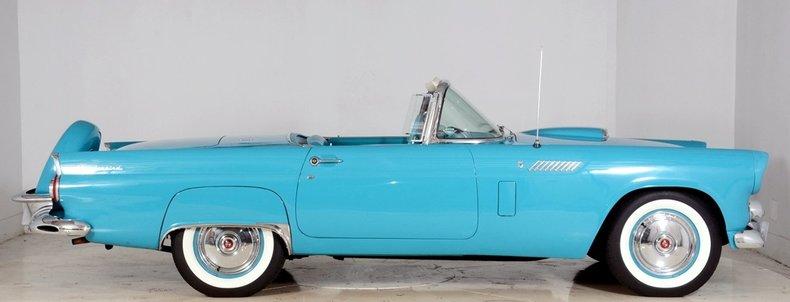 1956 Ford Thunderbird Image 73
