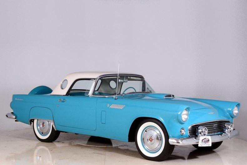 1956 Ford Thunderbird Image 77