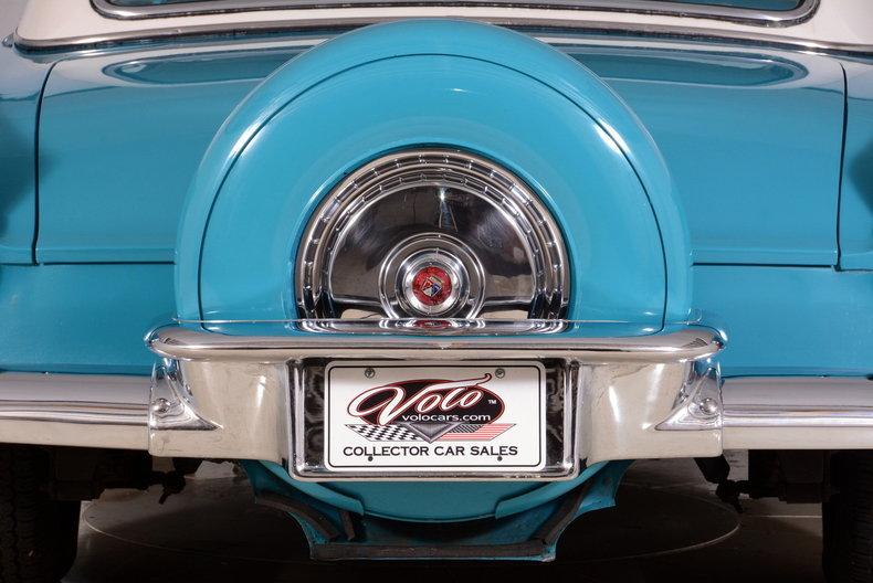 1956 Ford Thunderbird Image 78