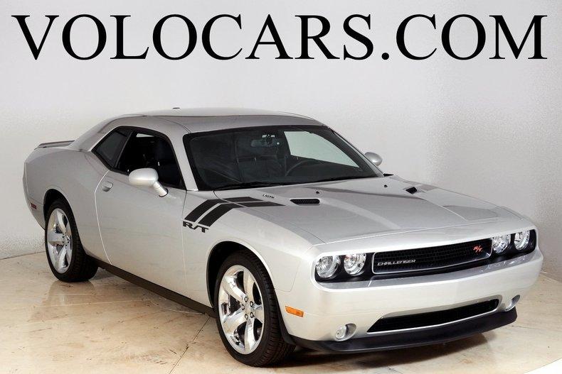 2012 Dodge Challenger R/T Image 1