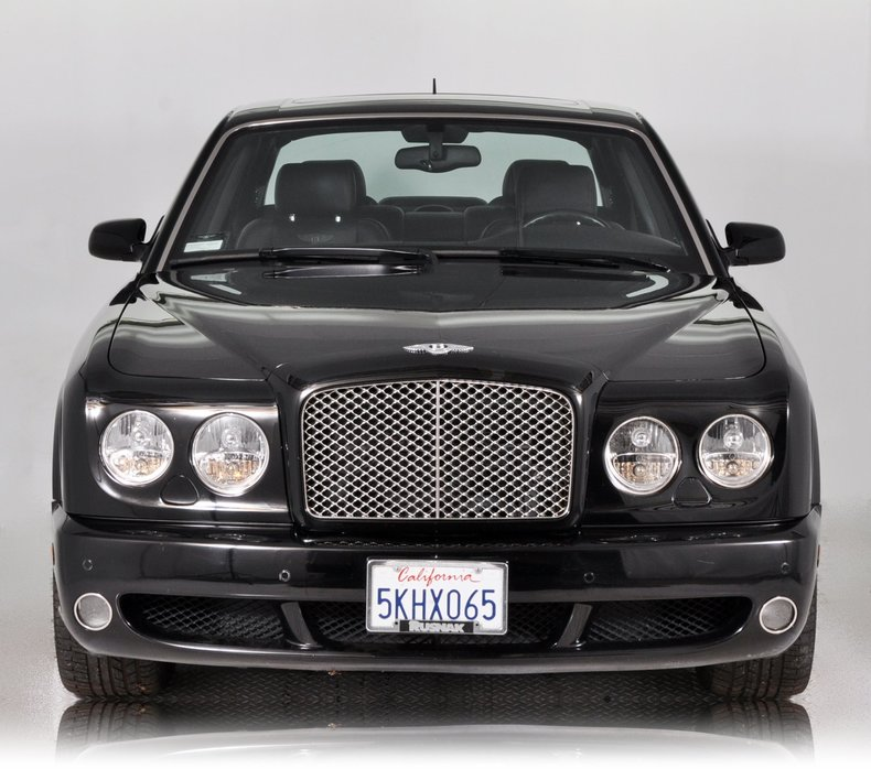 2005 Bentley Arnage T Image 9