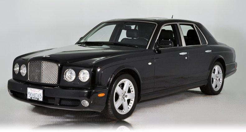 2005 Bentley Arnage T Image 35