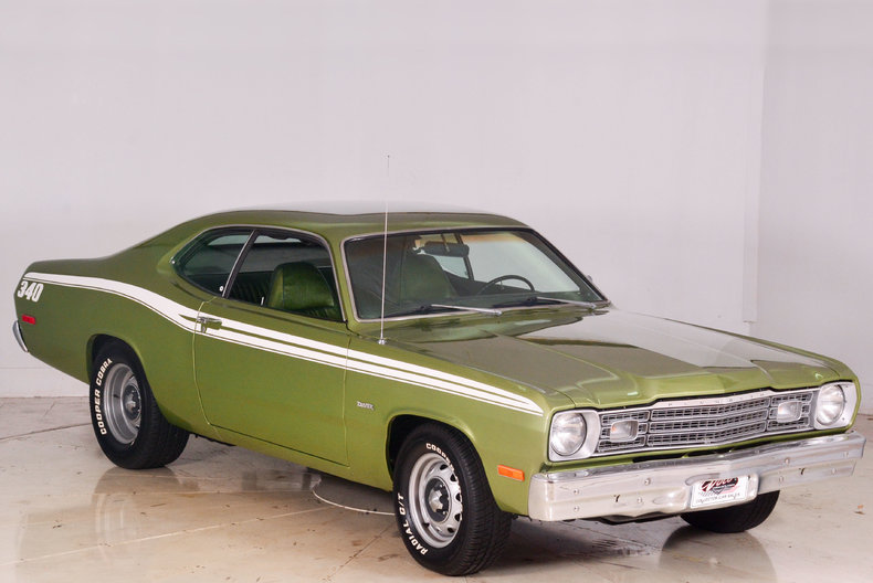 1973 Plymouth Duster Image 64