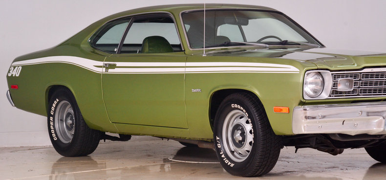 1973 Plymouth Duster Image 18
