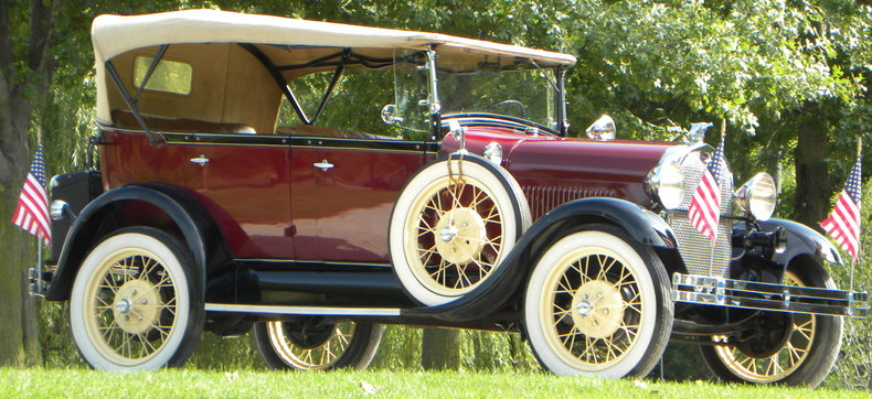 1929 Ford Model A Image 6