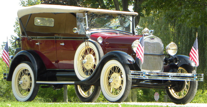 1929 Ford Model A Image 5