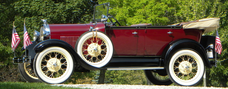 1929 Ford Model A Image 16