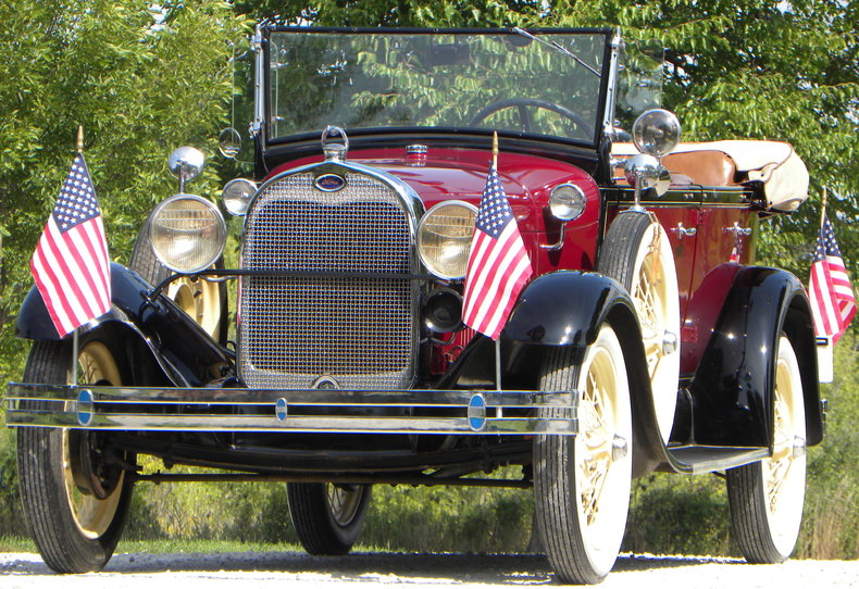 1929 Ford Model A Image 18