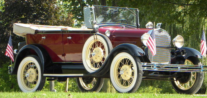 1929 Ford Model A Image 20