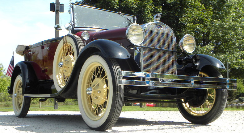 1929 Ford Model A Image 22