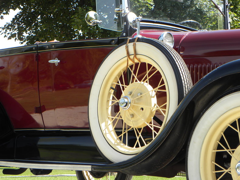 1929 Ford Model A Image 24
