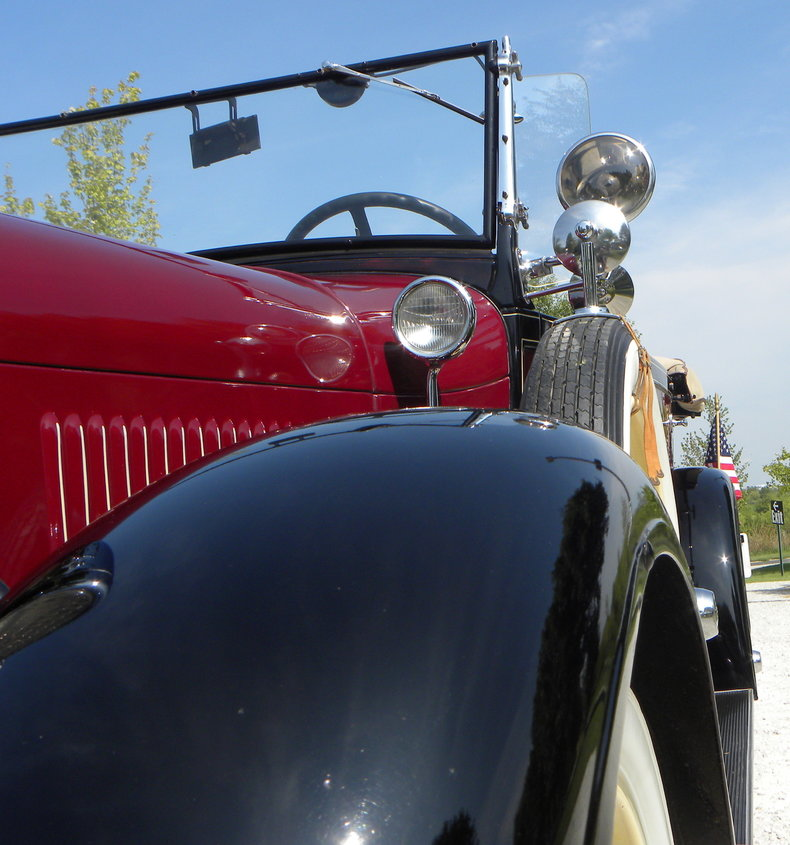 1929 Ford Model A Image 36