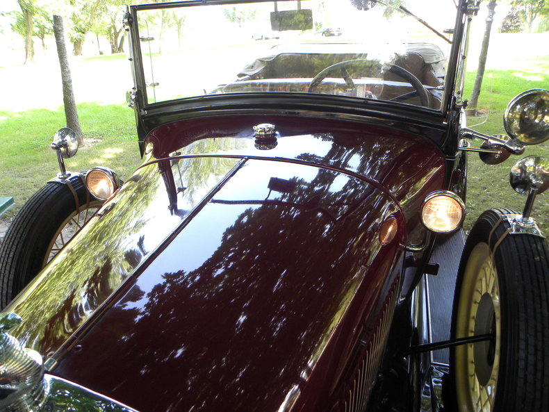 1929 Ford Model A Image 54