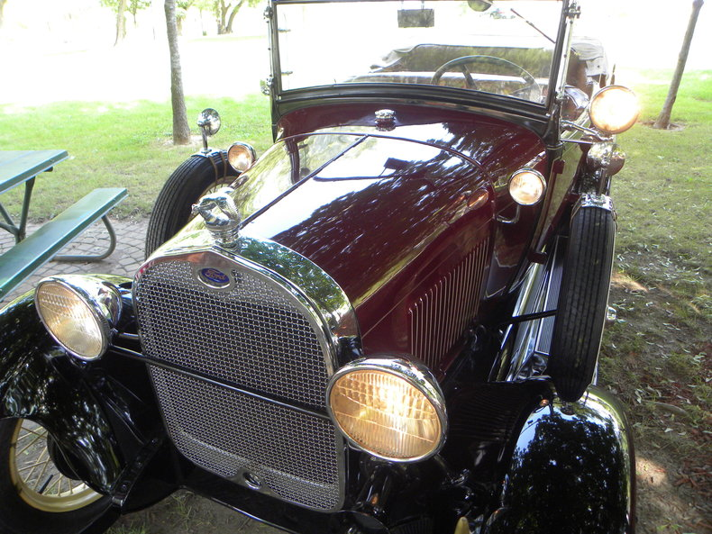 1929 Ford Model A Image 57