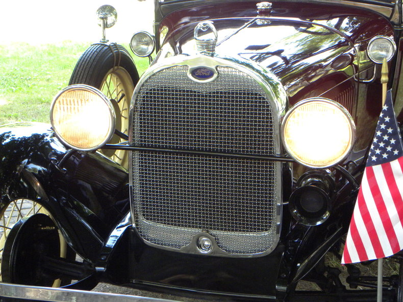1929 Ford Model A Image 55