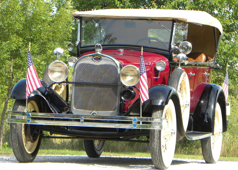 1929 Ford Model A Image 70
