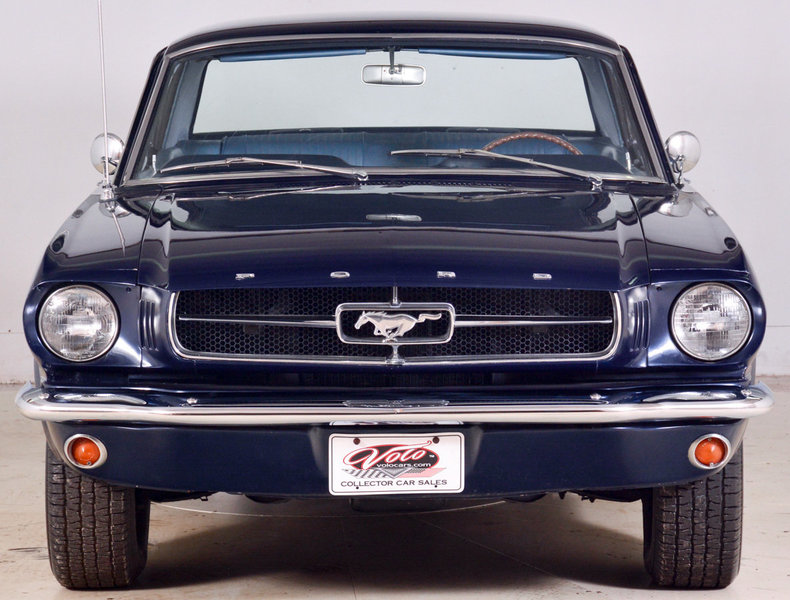 1965 Ford Mustang Image 5