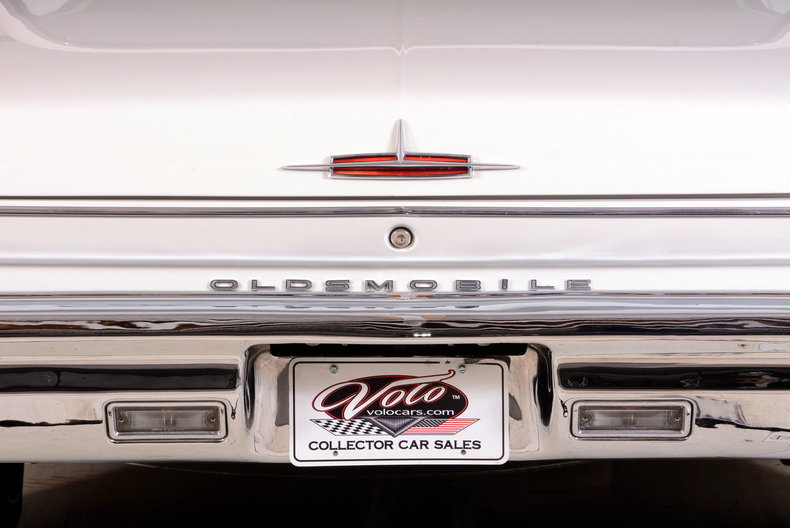 1963 Oldsmobile Dynamic 88 Image 5