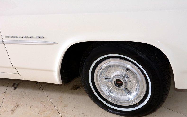 1963 Oldsmobile Dynamic 88 Image 19