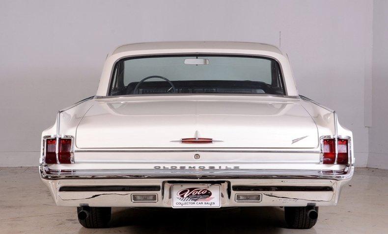 1963 Oldsmobile Dynamic 88 Image 25