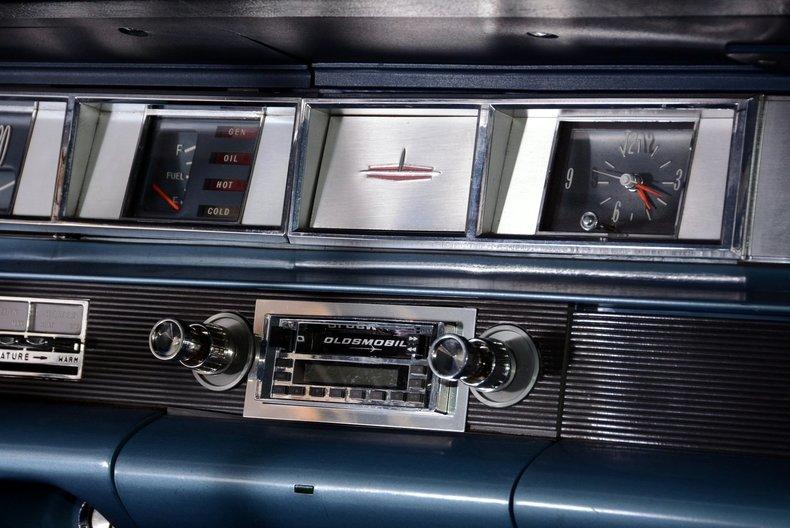 1963 Oldsmobile Dynamic 88 Image 43