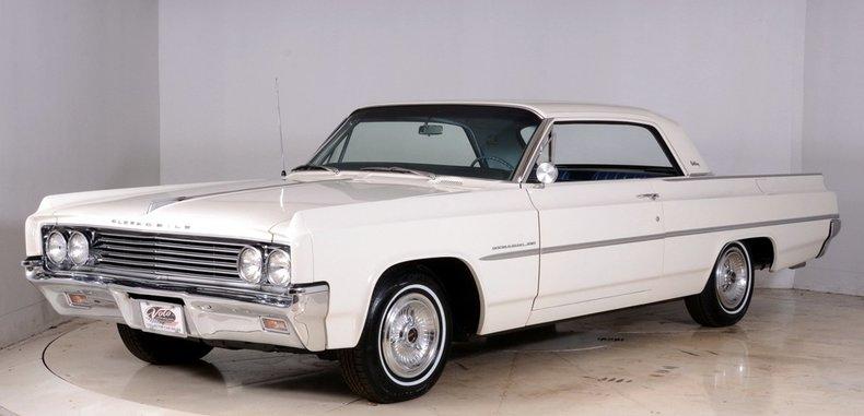 1963 Oldsmobile Dynamic 88 Image 49