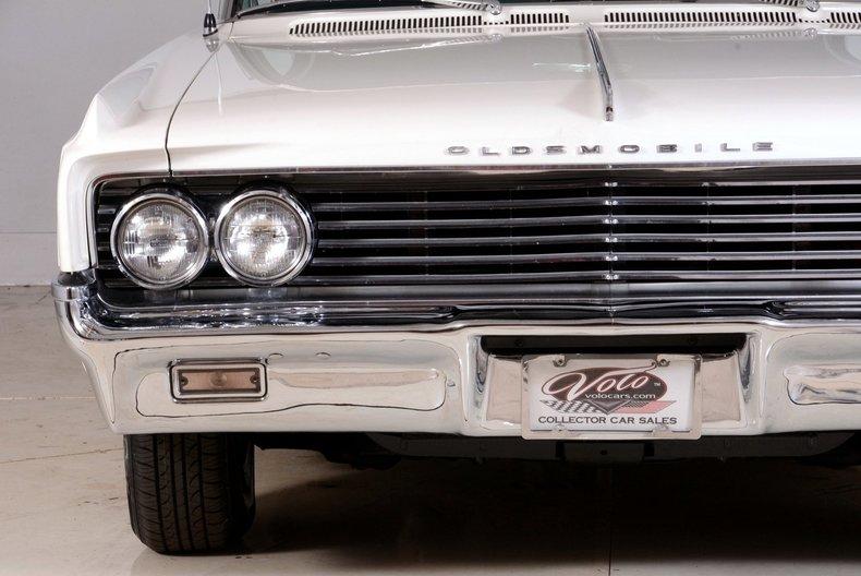 1963 Oldsmobile Dynamic 88 Image 51