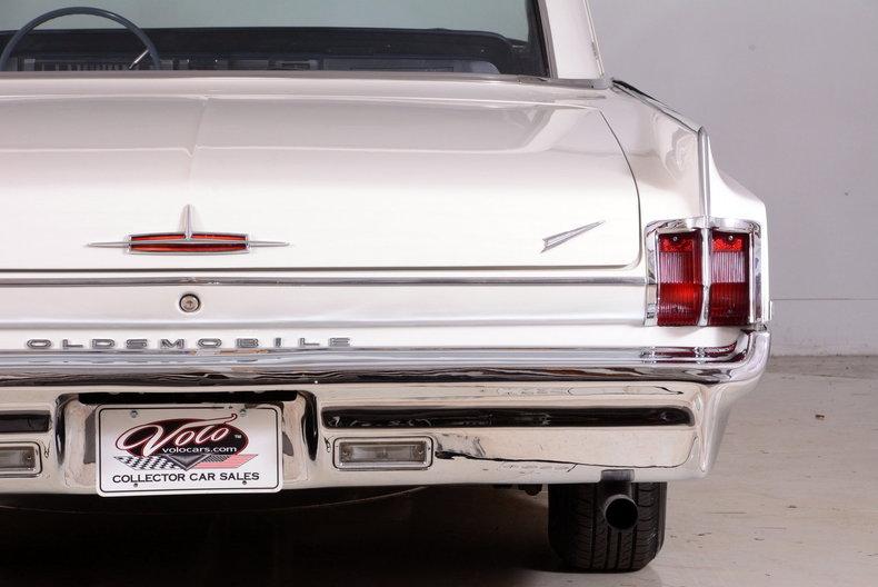 1963 Oldsmobile Dynamic 88 Image 79